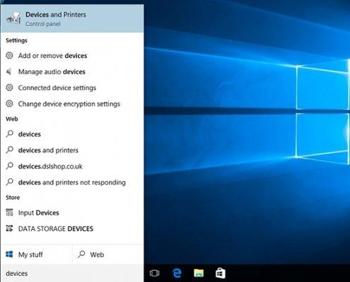 پیغام خطای چاپ فتوکپی شارپ در ویندوز 10
