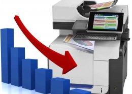 کاهش هزینه چاپ با چاپگر و دستگاه کپی