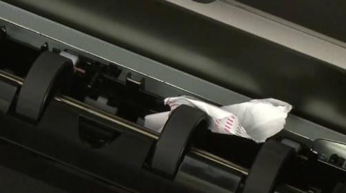 مشکل گیر کاغذ در دستگاه کپی