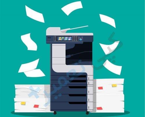 چگونه با دستگاه کپی رفتار کنیم تا نیاز به تعمیر کپی نداشته باشیم How to deal with copier